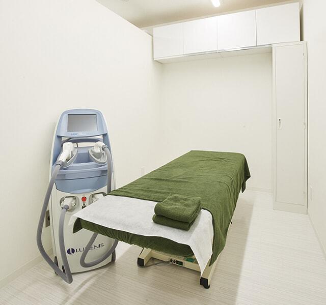 トイクリ池袋院施術室