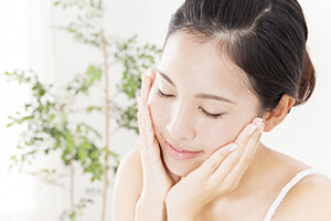 自己処理による肌トラブルを予防