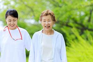 介護者の負担を軽減