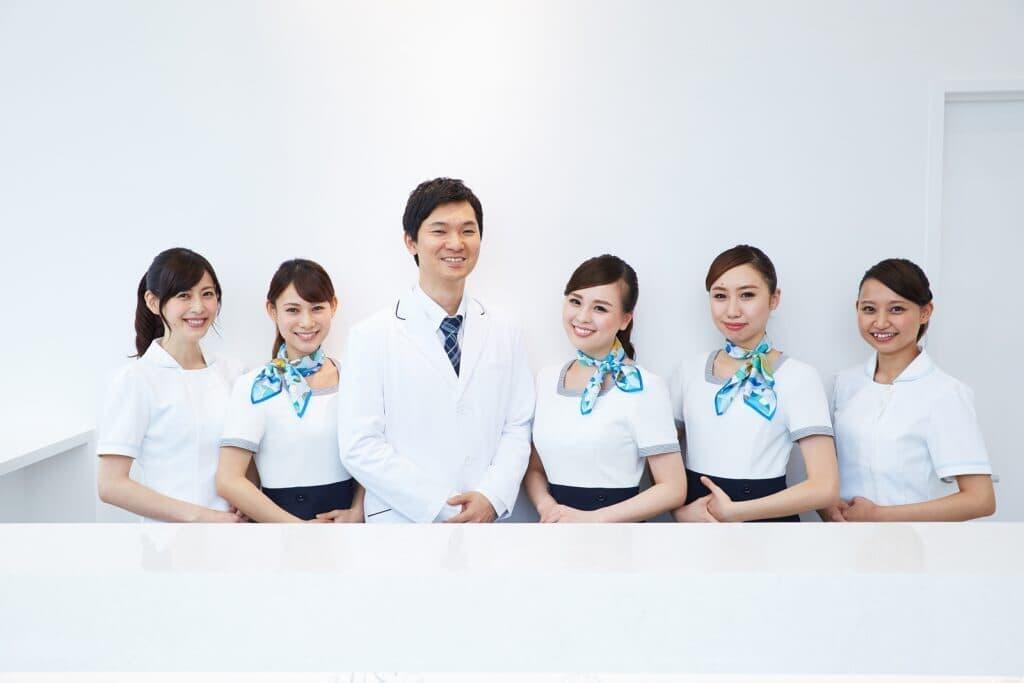 東京渋谷原宿医療脱毛専門トイトイトイクリニックスタッフ一同